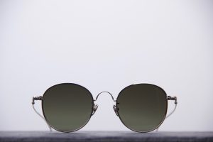 sunglasses Lunor 5 pantos platine-1