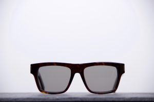 Solde Saint Laurent Bold 5 dark tortoise-1