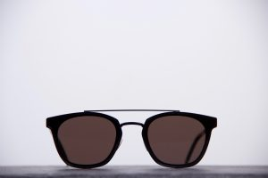 Solaire Yves Saint Laurent SL 28 Metal black 001-1