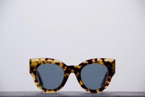 lunette de soleil Céline CL40008I 55V-1
