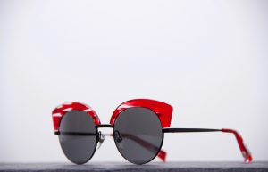 Sunglasses Alain Mikli Fauvette A04007 Red-2