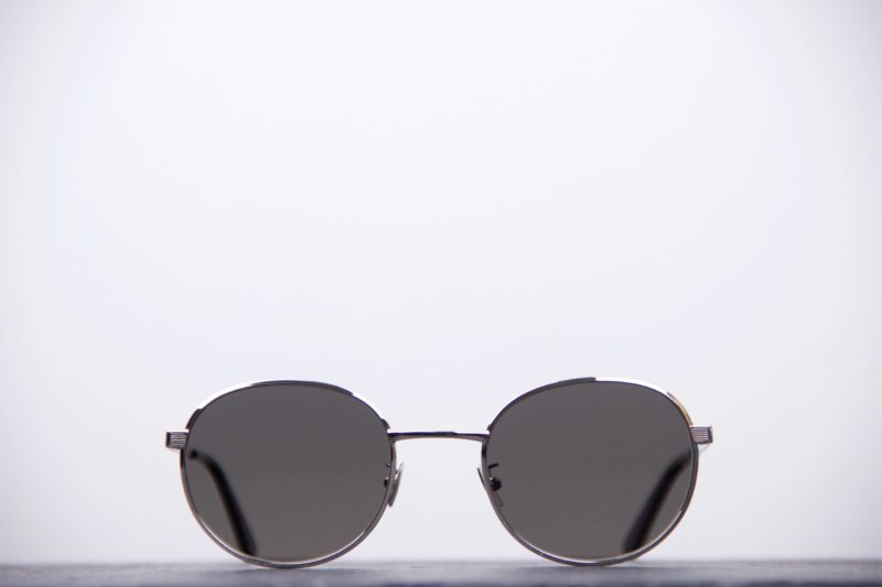 Saint Laurent SL 135 Zero Silver-1