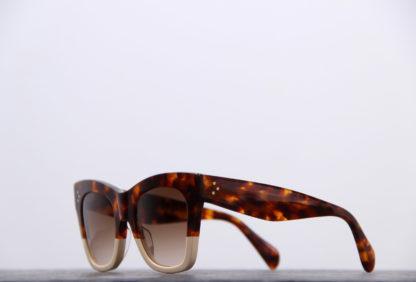 lunettes céline écaille