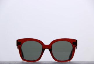 celine lunette soleil rouge