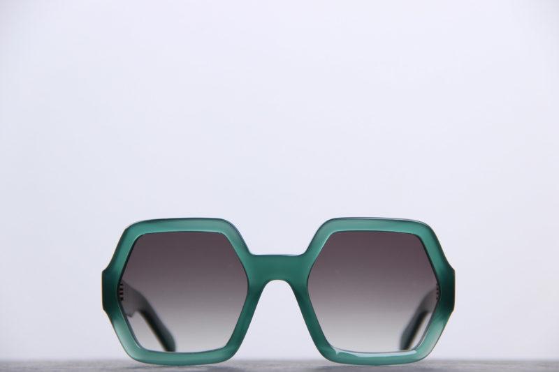 celine-lunette soleil verte