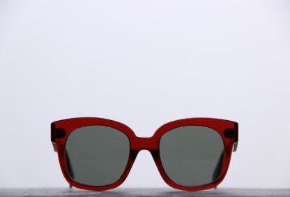 lunettes celine rouges