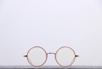clement gouverneur lunettes de vue rondes