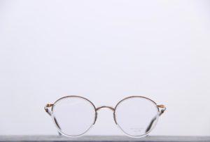 masunaga lunettes vue transparentes