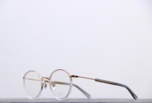 lunettes de vue transparentes masunaga