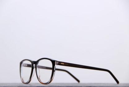 lunettes pour la vue kiesel reiz de couleur noire