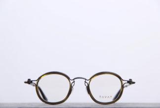lunettes de vue pour homme en écaille verte TAVAT