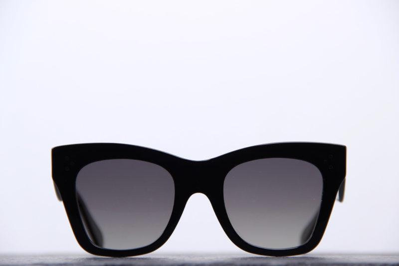 lunette celine noir