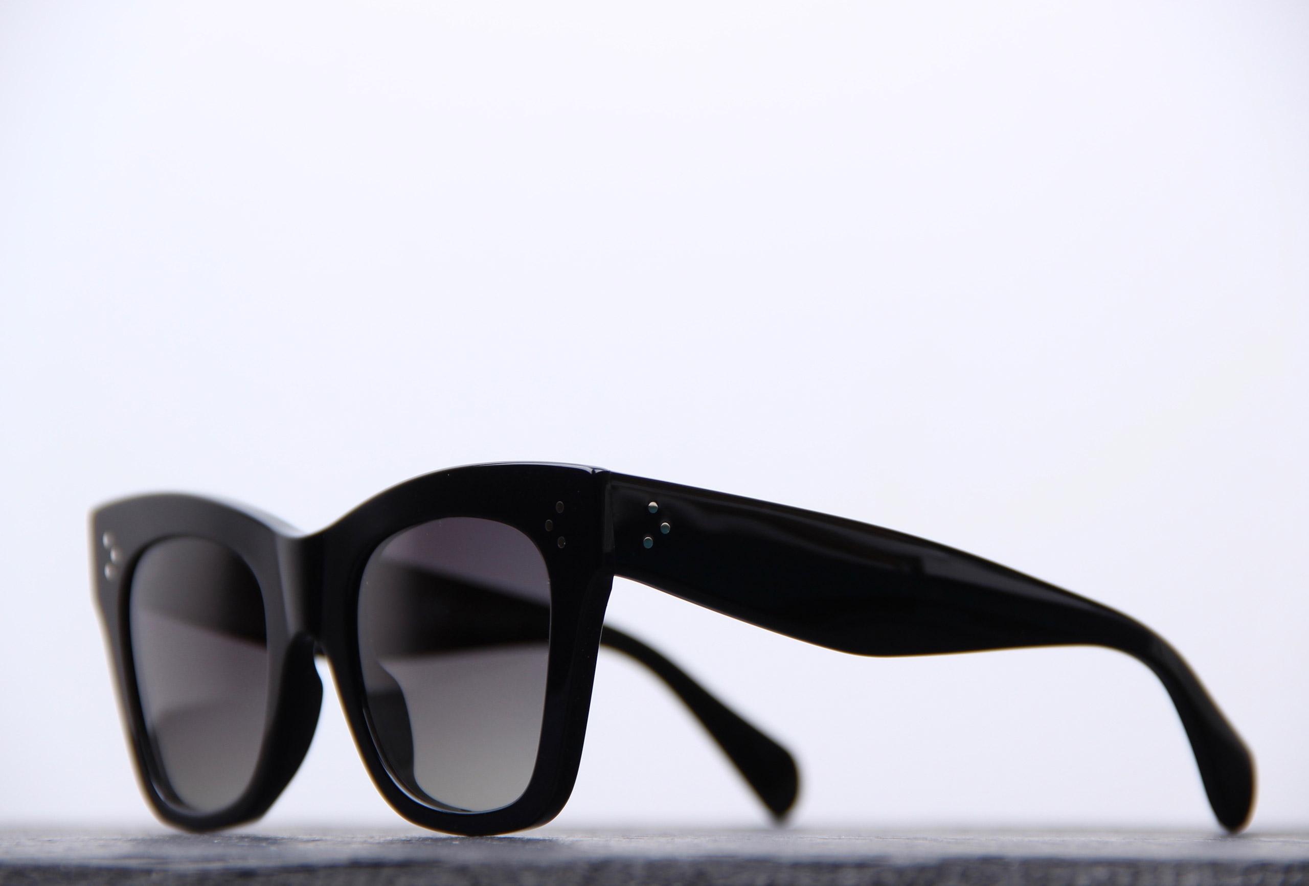 celine lunette solaire noir